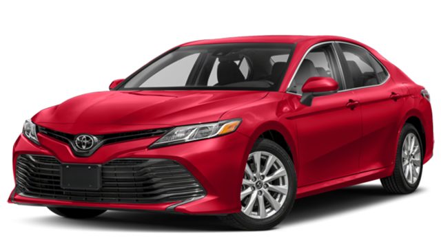 2018 Toyota Camry Compare