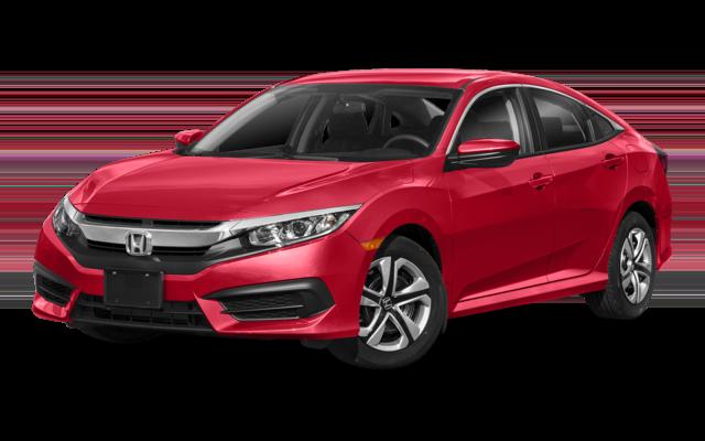 2018 Honda Civic Sedan LX Manual_