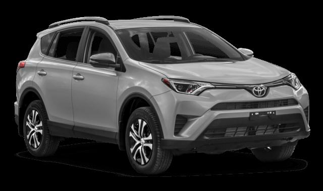 2018 Toyota RAV4 silver SUV
