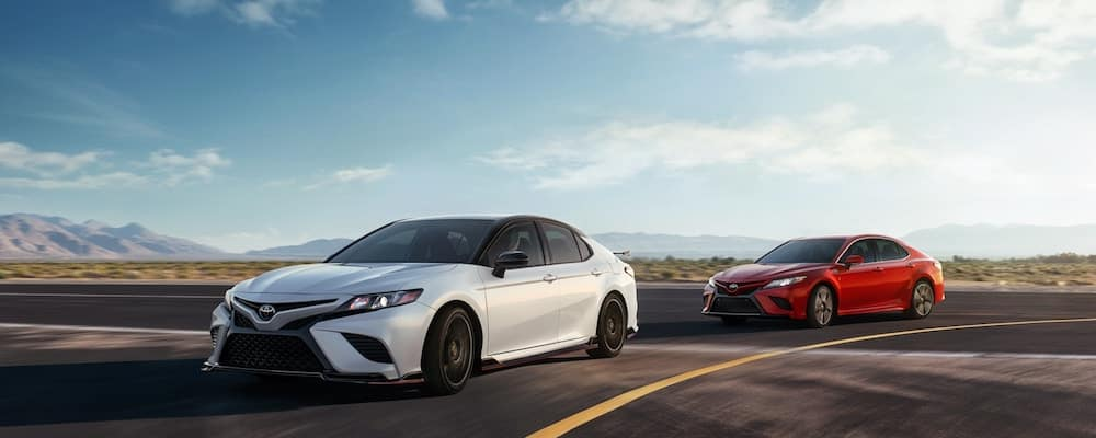 2020 Toyota Camry models