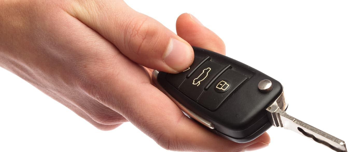 toyota key fob replacement