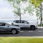 2020 Toyota Rav4 Driving