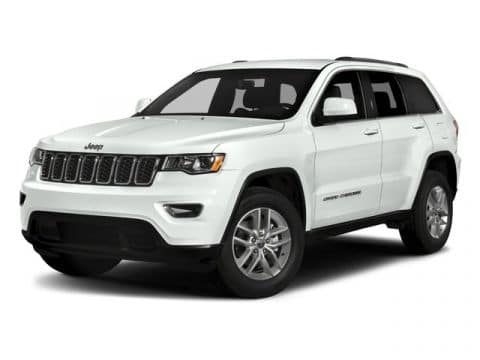 New 2018 Jeep Grand Cherokee Laredo 4x4 Sport Utility