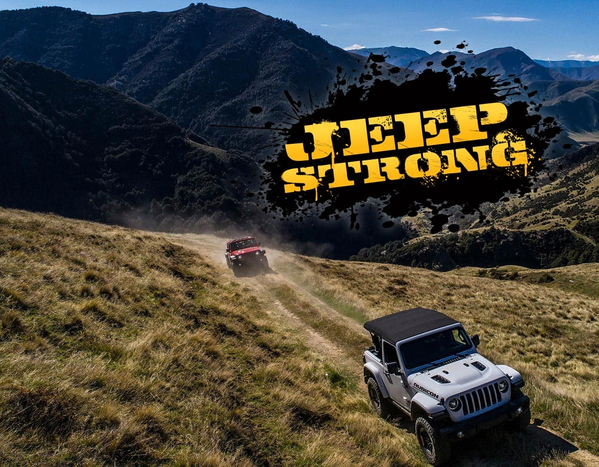 Jeep Strong field