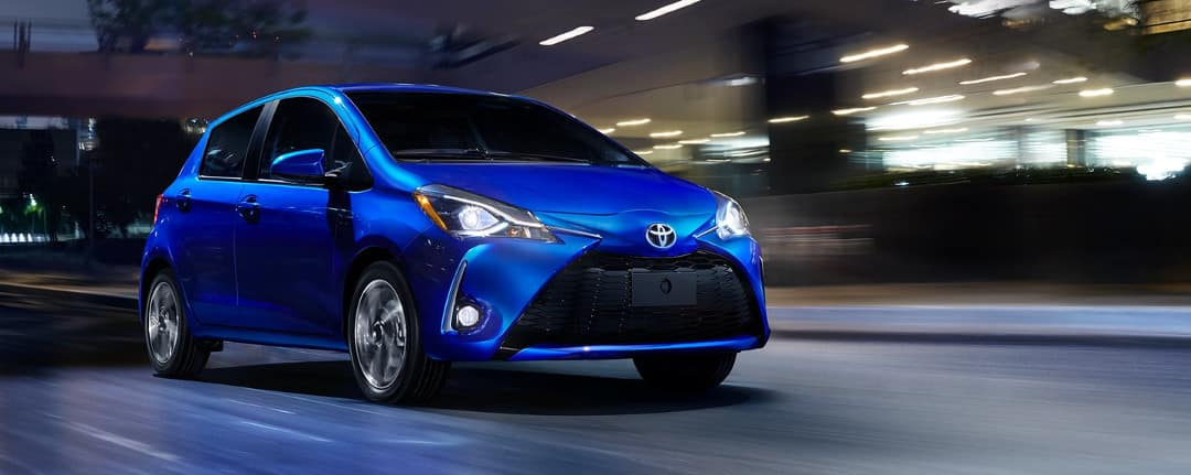 2018 Toyota Yaris 5-Door SE