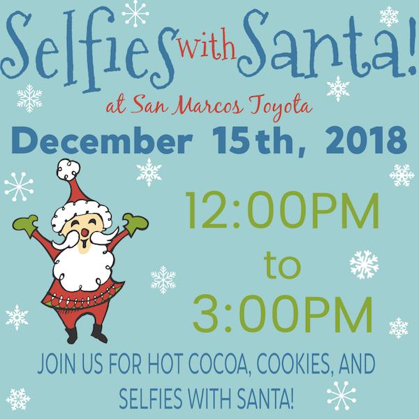 Santa Selfies