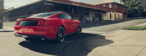 2018-Ford_Mustang_Red_Moving
