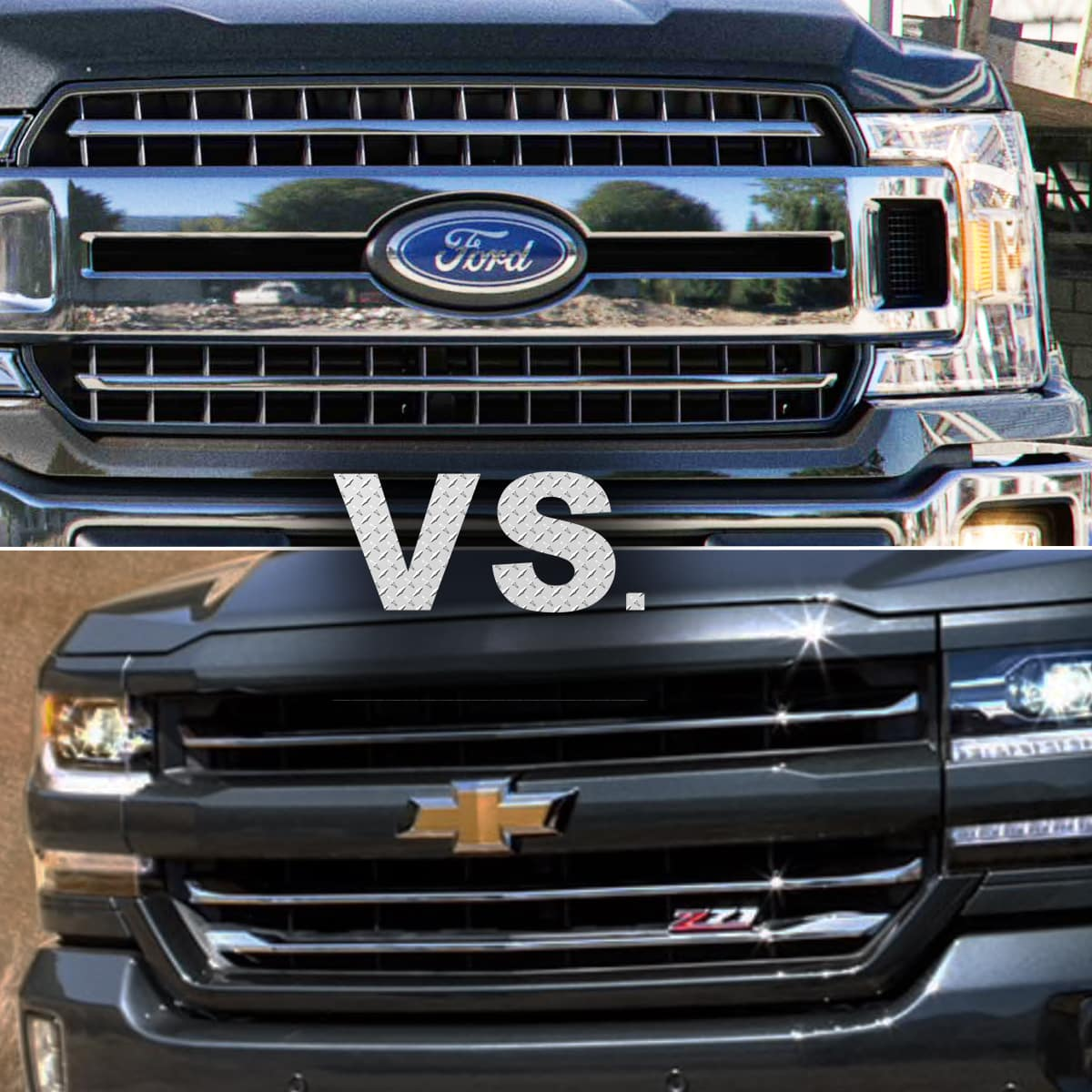 Ford F150 Vs Chevy Silverado >> Sheridan Showdown 2018 Ford F 150 Vs Chevrolet Silverado 1500