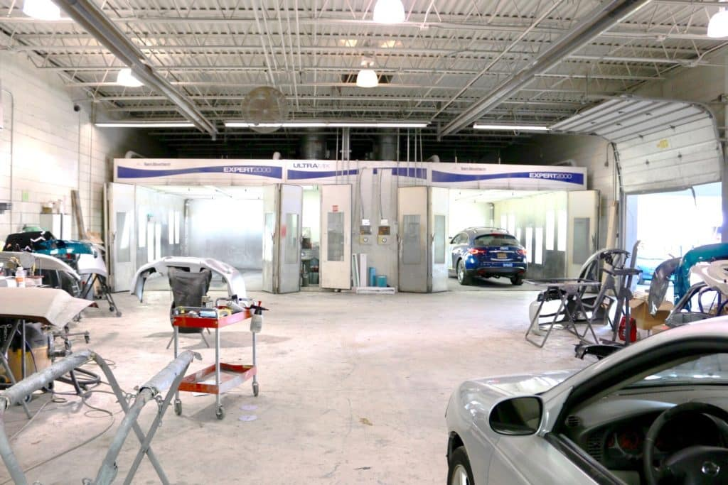 Auto Body Shop >> Sheridan Auto Body Elsmere De