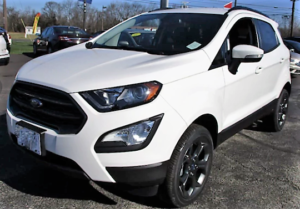 2018 Ford EcoSport Crossover Vehicle Review at Sheridan Ford