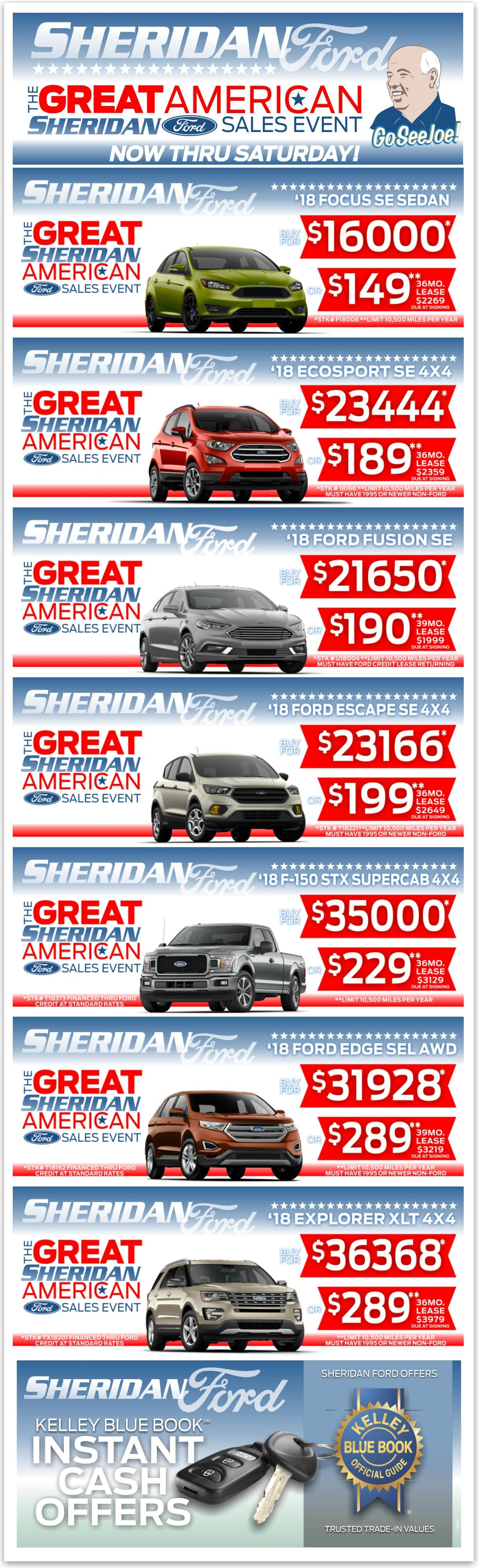 Lease Special Sheridan Ford