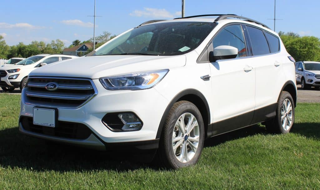 2018 Ford Escape Review Sheridan Ford Wilmington De