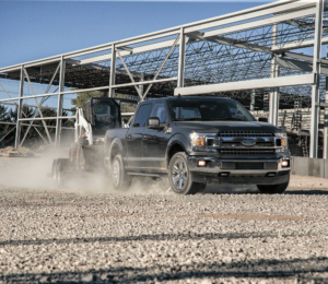 2020 Ford F-150 Towing