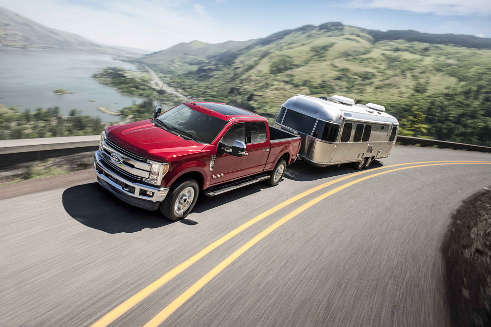 Ford F-250 Towing Capacity
