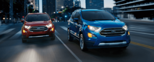 Ford Model Comparisons