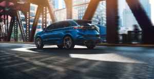 2020 Ford Edge Performance Specs