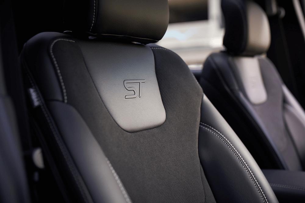 2020 Ford Edge Interior Comfort