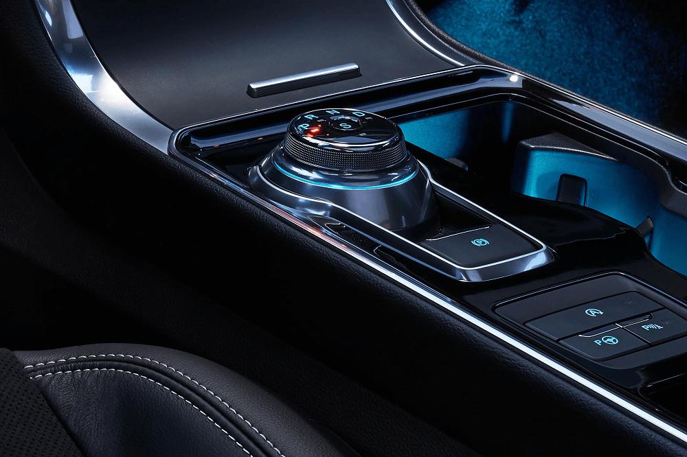 2020 Ford Edge Interior Technology