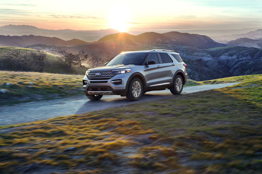 2020 Ford Explorer at Ford Dealer near Bear DE