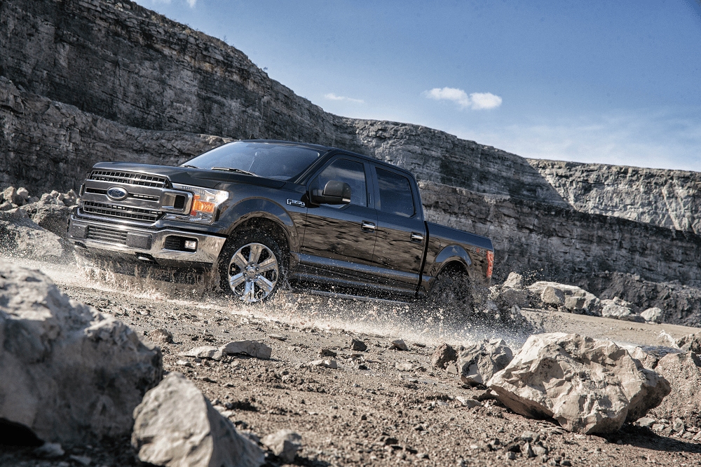 2020 Ford F-150 at Ford Dealer near Bear DE