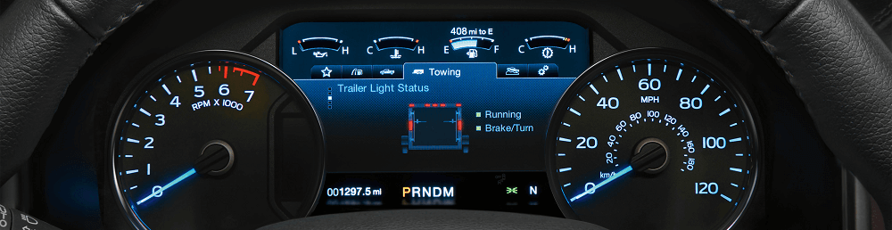 2020 Ford F-150 Safety Technology