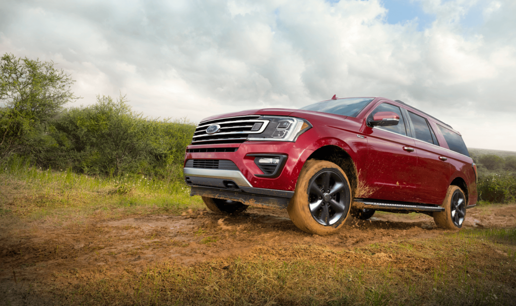 2020 Ford Expedition at Ford Dealer Claymont DE
