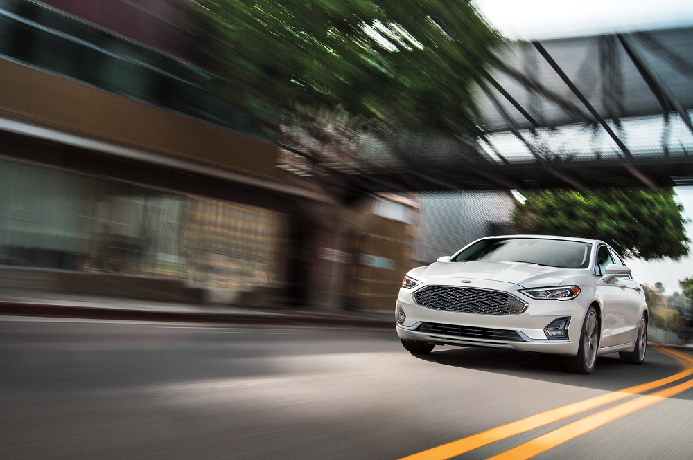 2020 Ford Fusion Engine Specs