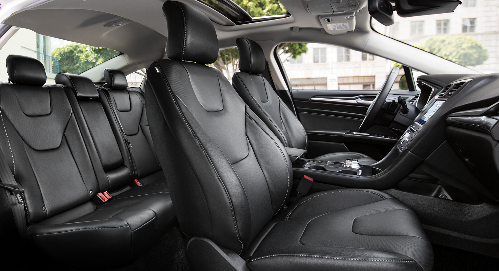 Ford Fusion Reviews Interior Dimensions