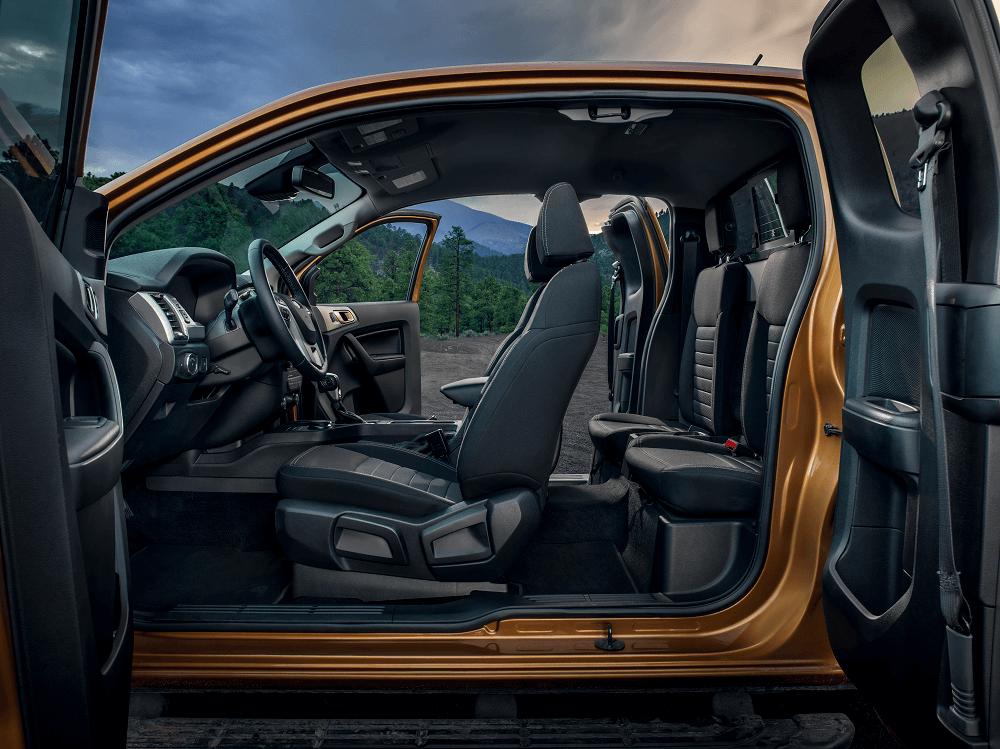 Ford Ranger Reviews Interior