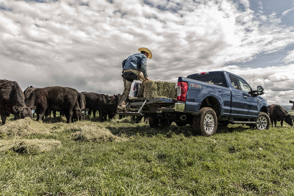 Ford F-350 Reviews Towing