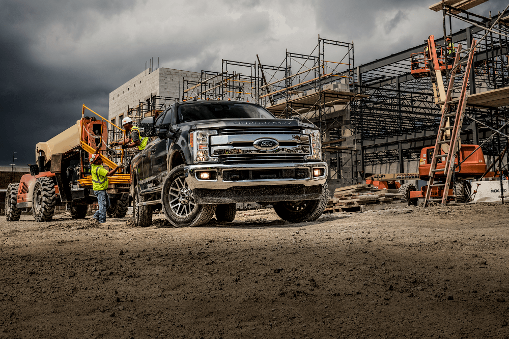 Ford F-350 Reviews Engine Specs