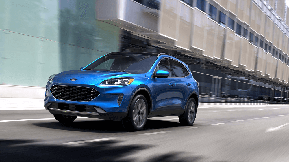 2020 Ford Escape at Ford dealer near Bear DE