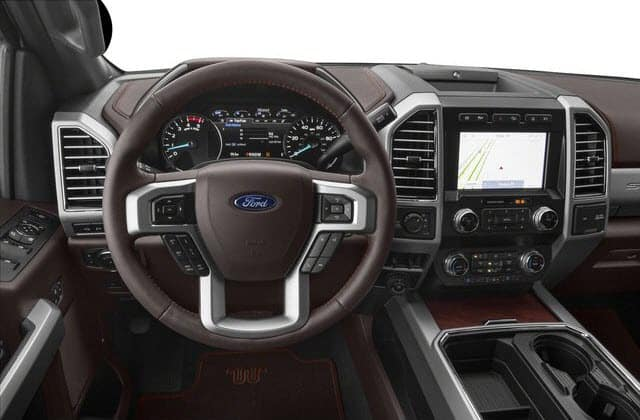 Ford F-350 Reviews Technology