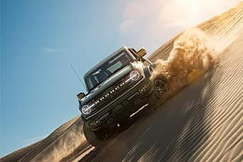 Reserve 2021 Ford Bronco Off-Road