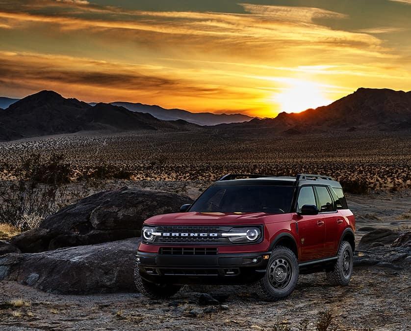 Reserve 2021 Ford Bronco Trim Level