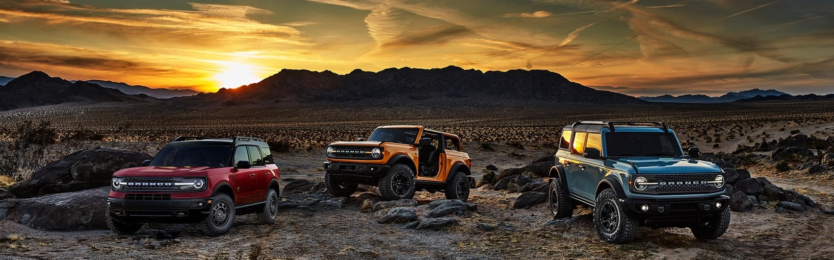 Reserve 2021 Ford Bronco