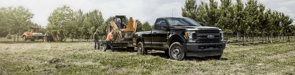 2020 Ford F-350 Towing