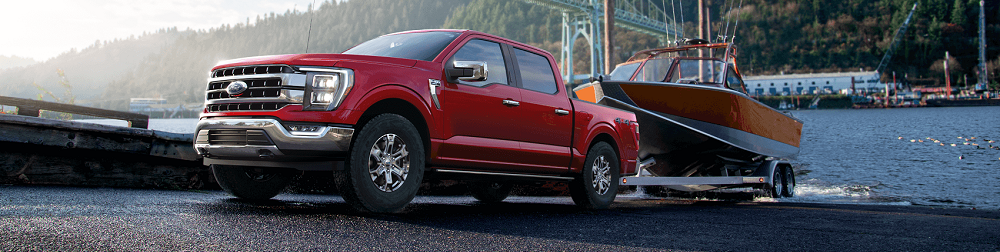 2021 Ford F-150 Review of Towing Capacity