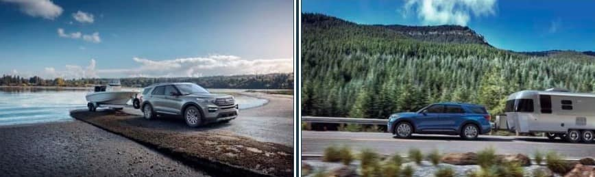 Ford Explorer vs Toyota Highlander Wilmington Delaware
