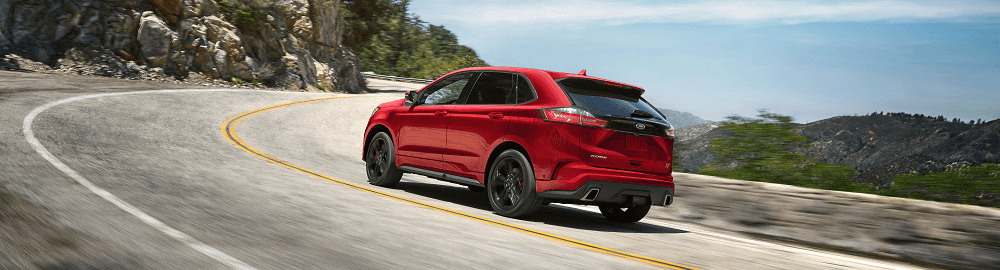 Ford Edge Performance Specs