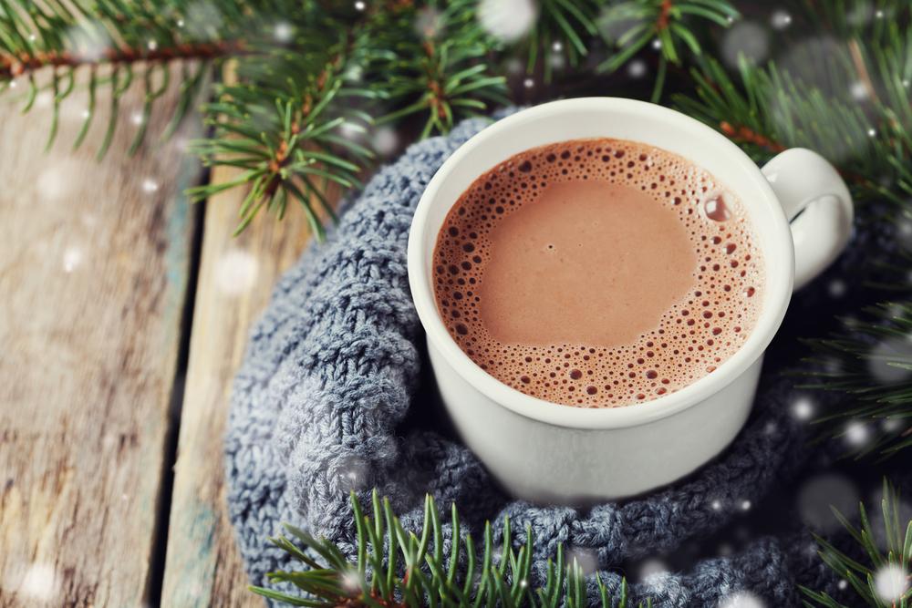 Christmas Tree Shopping Hot Cocoa