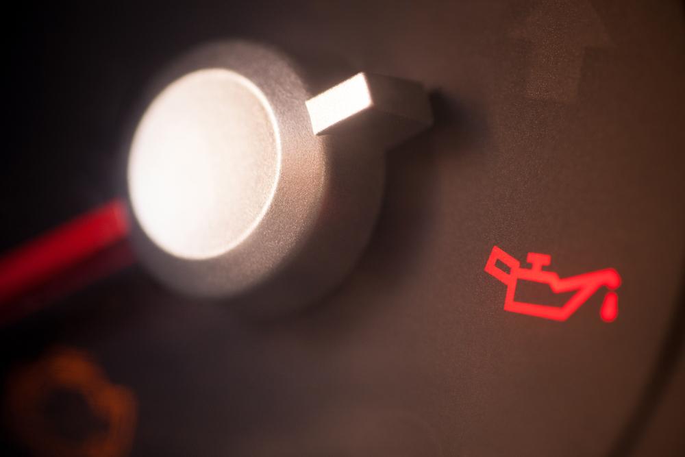 Oil Change Dashboard Light