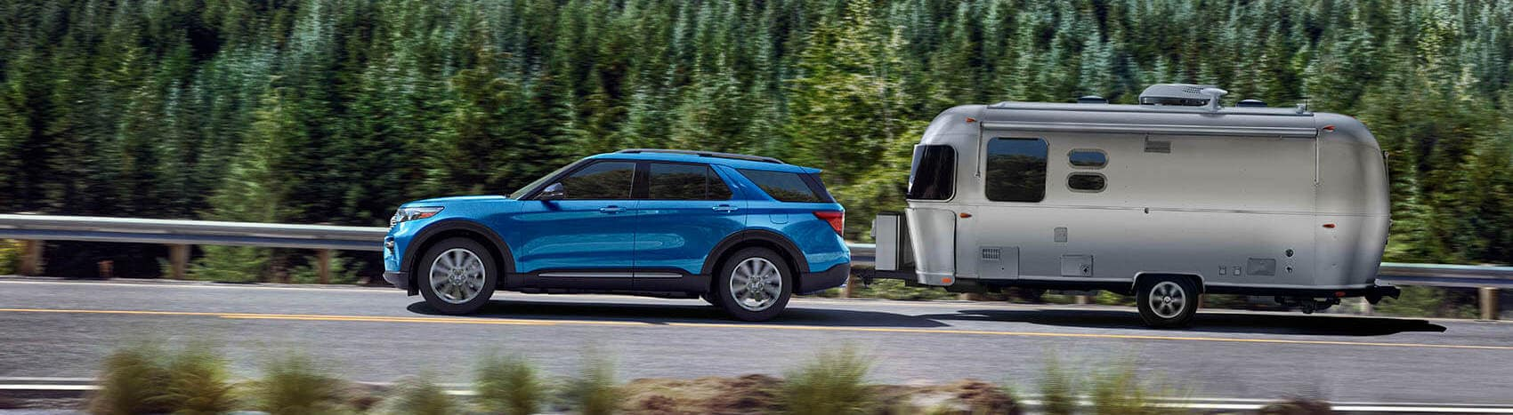 Ford Explorer Towing