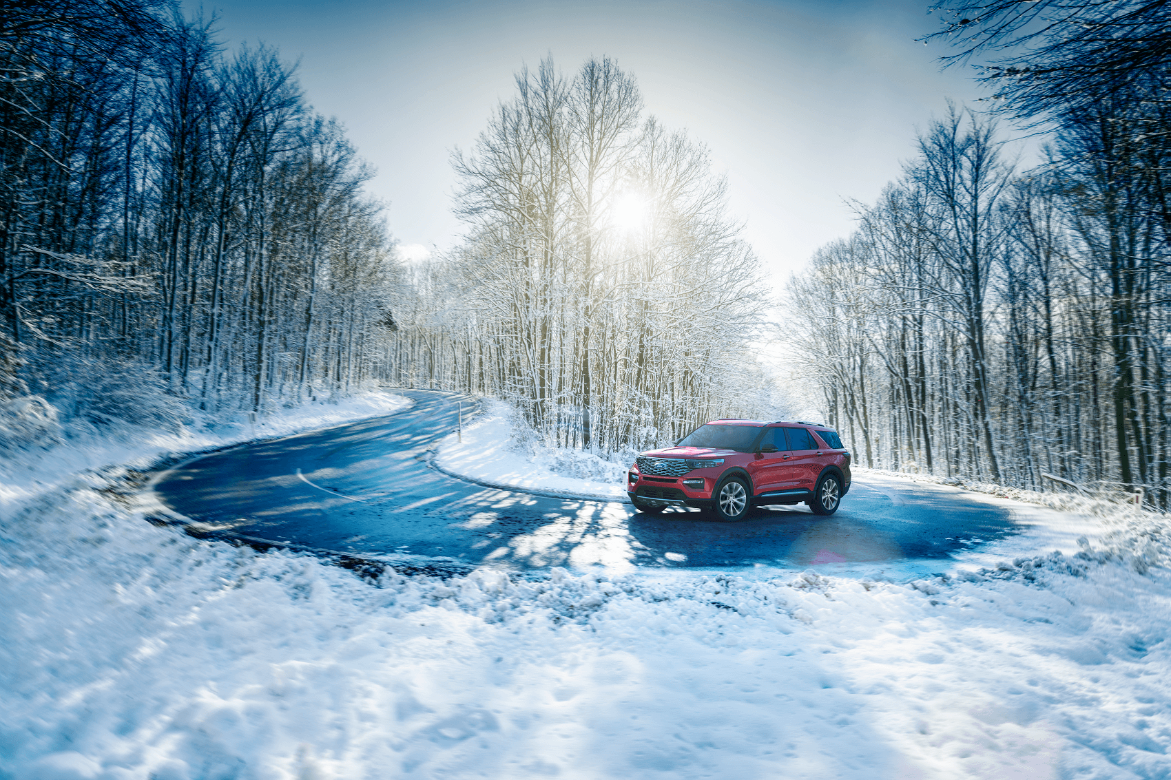Ford Explorer Performance Specs