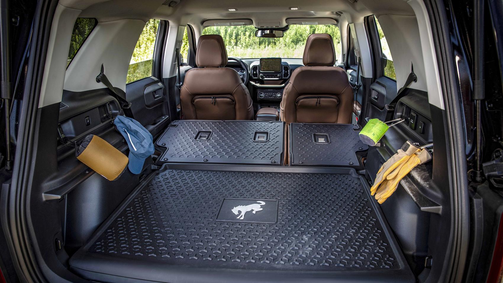Ford Bronco Sport Cargo