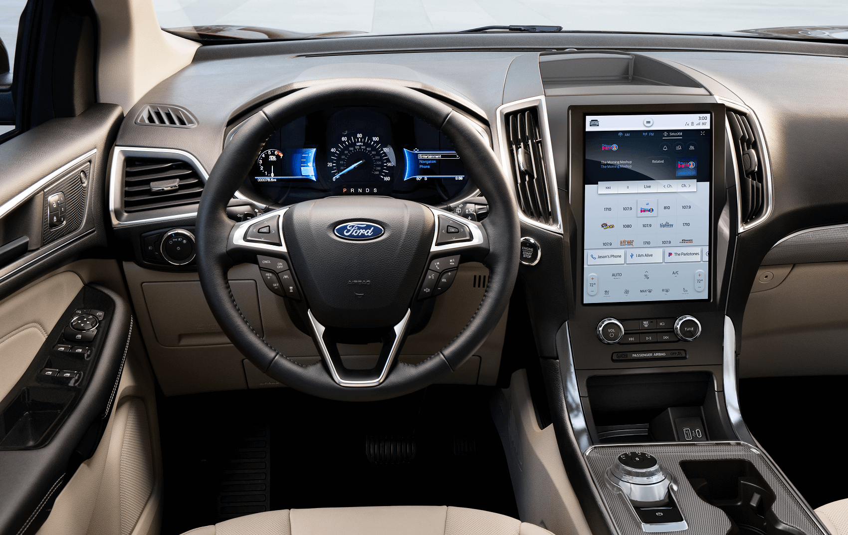Ford Edge Safety Technology