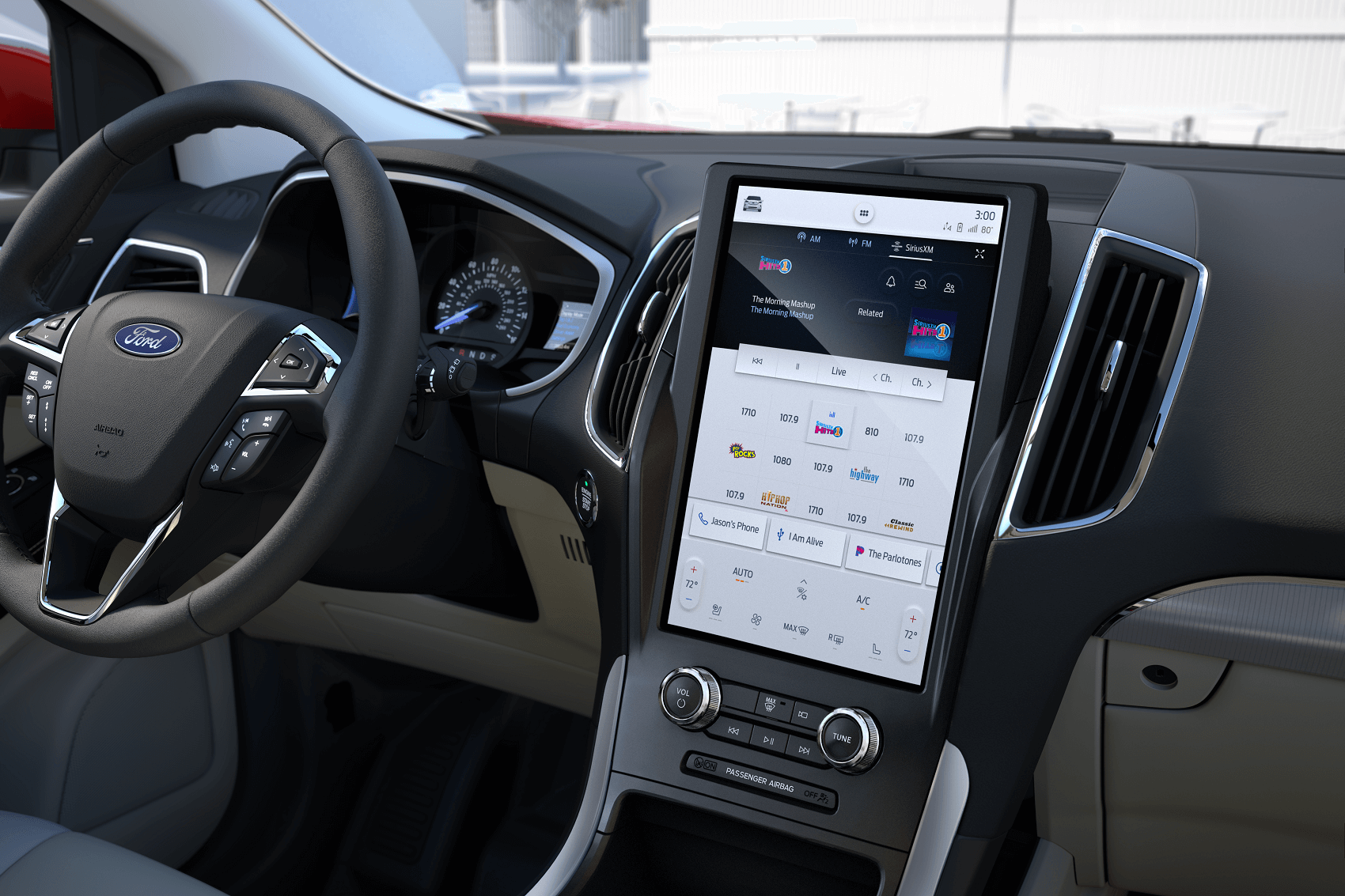 Ford Edge Technology Features