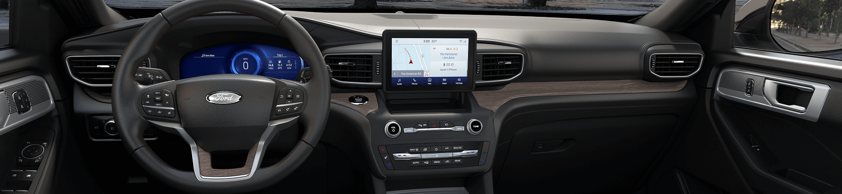 Ford Explorer Technology Features