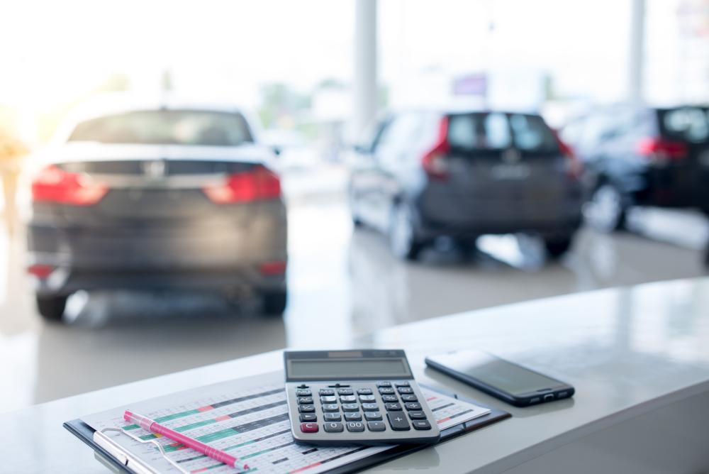 Car Buying Finance Tools