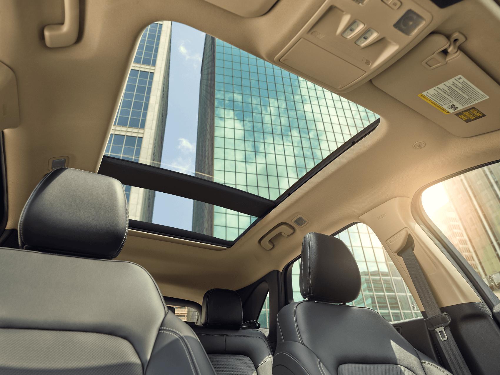 Ford Escape Interior Dimensions